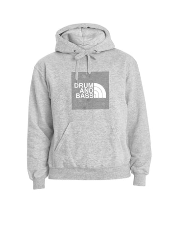North Base 'Drum & Bass' Hoodie (Unisex)
