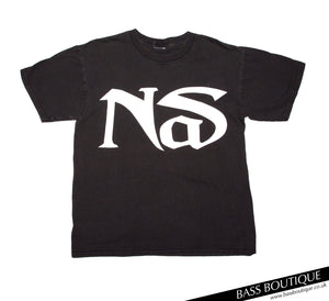Nas Stillmatic Tour Vintage T-shirt (Size M)