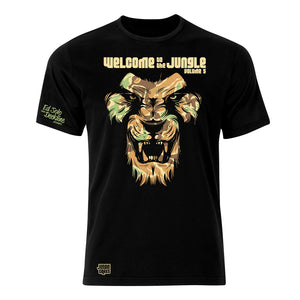 Welcome to the Jungle Vol 5 T-shirt (SALE)