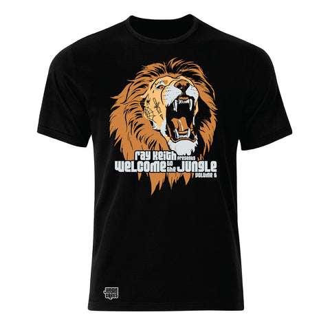 Welcome to the Jungle Vol 6 T-shirt