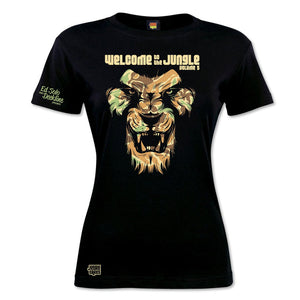 Welcome to the Jungle Vol 5 Womens T-shirt (SALE)