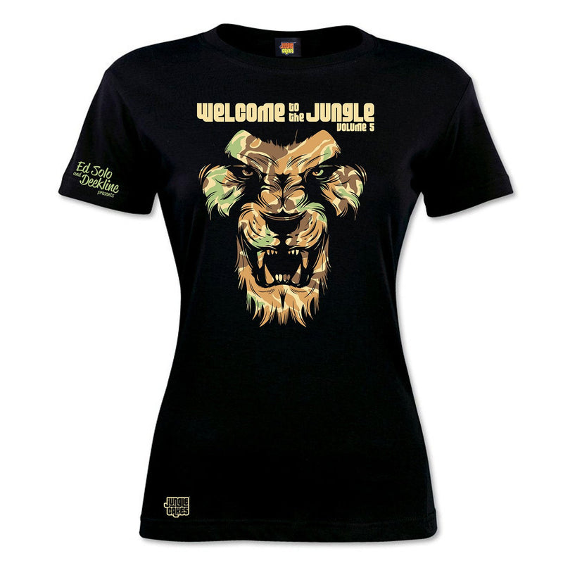 Welcome to the Jungle Vol 5 Womens T-shirt