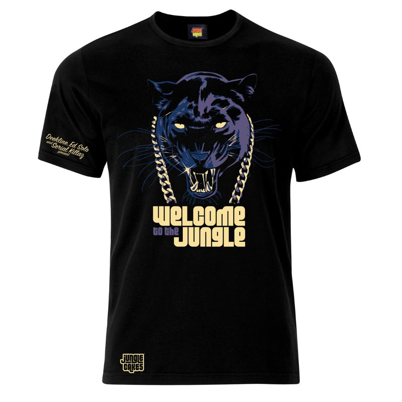 Welcome to the Jungle Vol 8 T-shirt