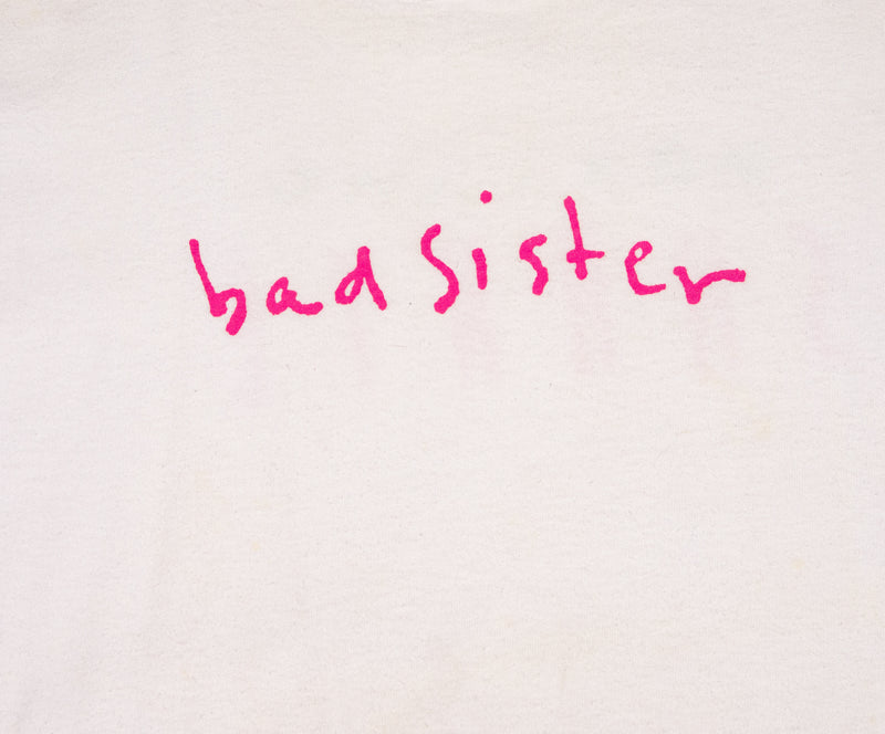Roxanne Shantee Bad Sister Cold Chillin' Vintage T-shirt (XL)