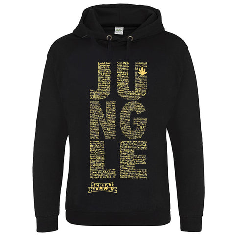 Serial Killaz - History of Jungle Hoodie (Unisex)