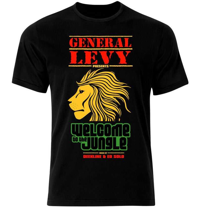 Welcome to the Jungle General Levy T-Shirt