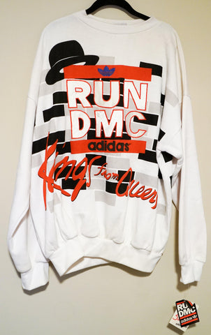 Adidas Run DMC Kings from Queens Sweat (Size Large)