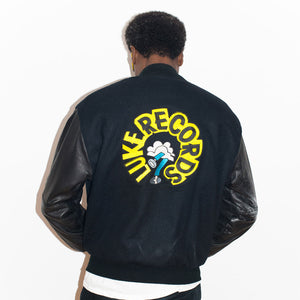 Luke Records Varsity Vintage Jacket