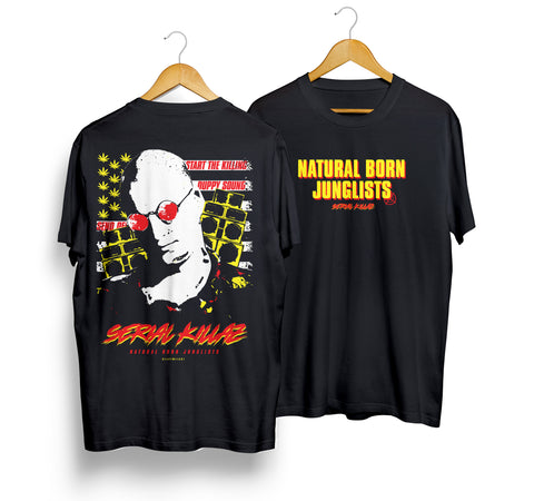 Serial Killaz 'Natural Born Junglists' Tee