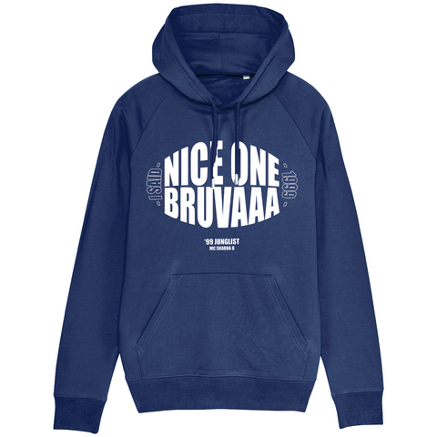 Shabba D - 'Nice 1 bruvva!' Hoodie (Limited edition)