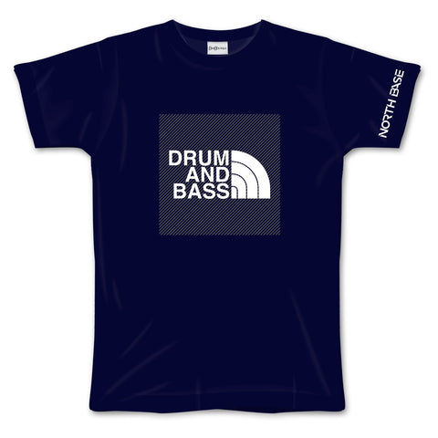 North Base 'Drum & Bass' Tee - Limited edition 50 more added