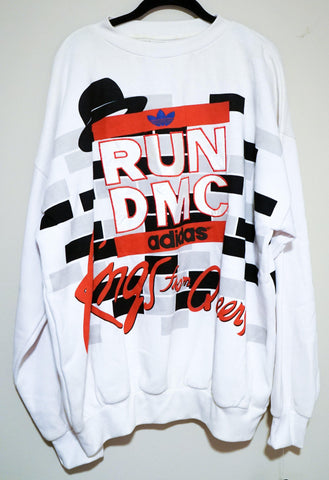 Adidas Run DMC Kings from Queens Sweat (Size XL New)