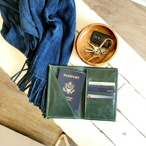 Passport Travel Wallet EXCLUSIVE - Passport Habits