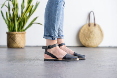 Black Ankle Pons