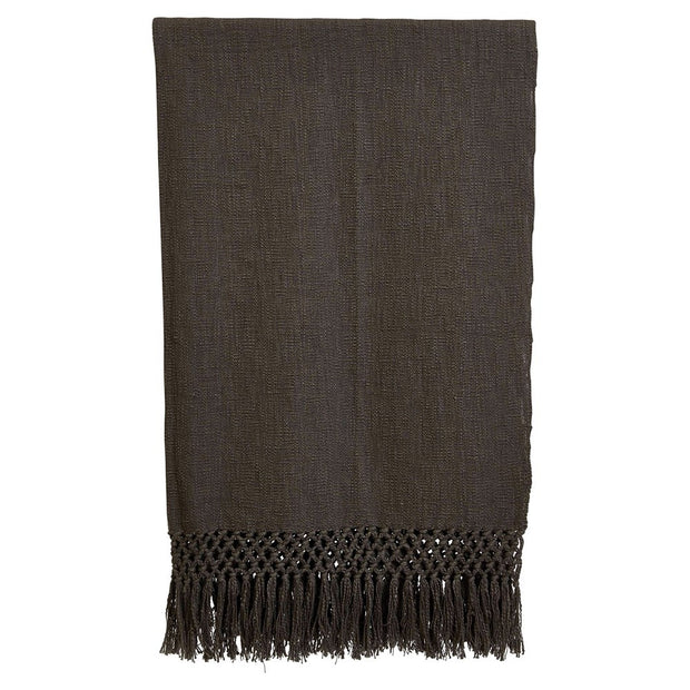 Cambria Nights Tasseled Throw