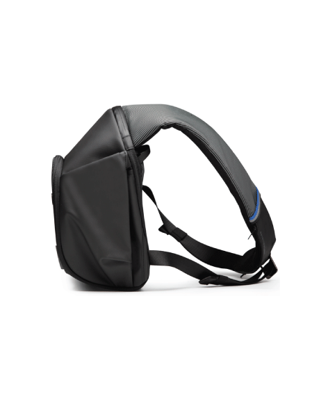 Decode: Versatile and Customized Tech Sling With Fidlock (Black with Grey)