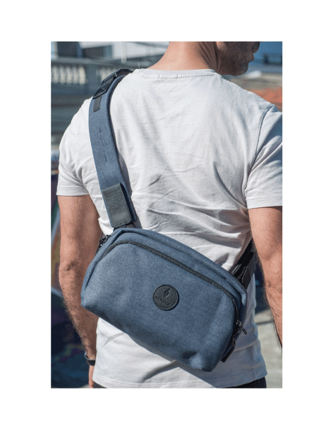 Alpaka Go Sling Pro : Anti-theft Sling Bag