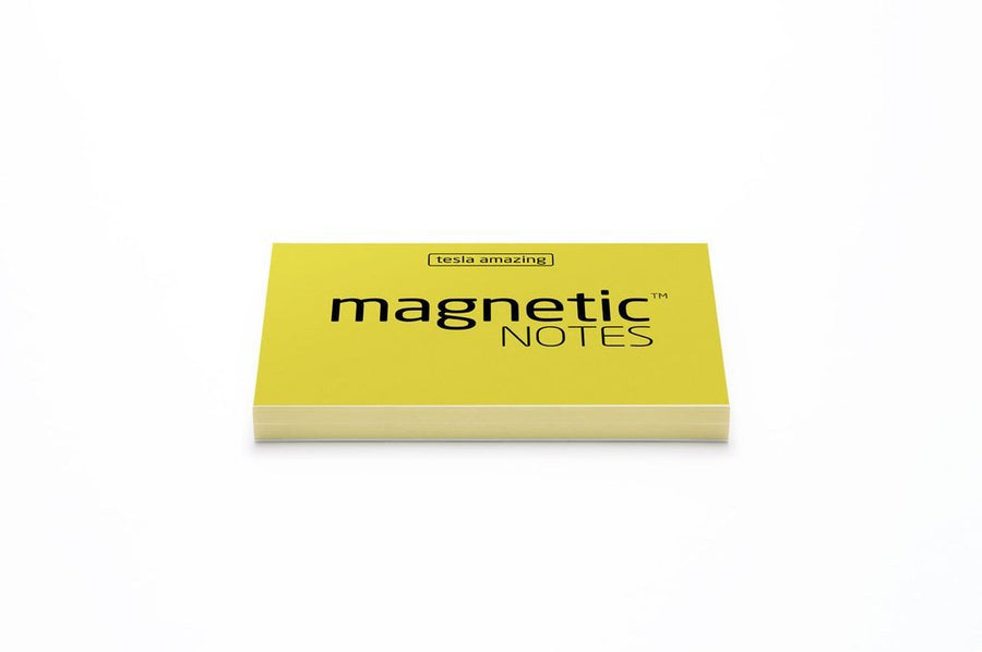 MAGNETIC NOTES - Paper that Sticks on to Anything!
