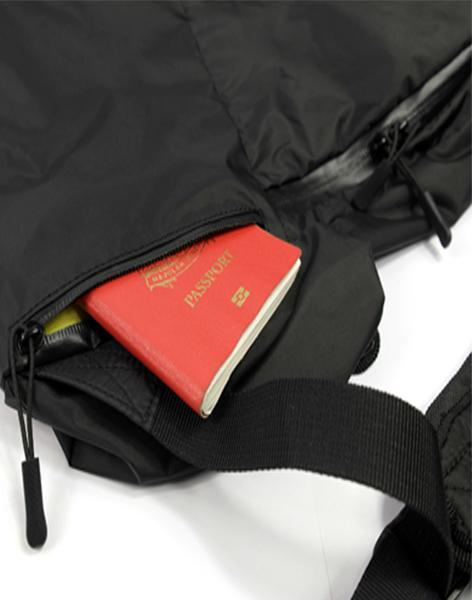 Freedom Pack | The First Packable Anti-Theft Travel Backpack