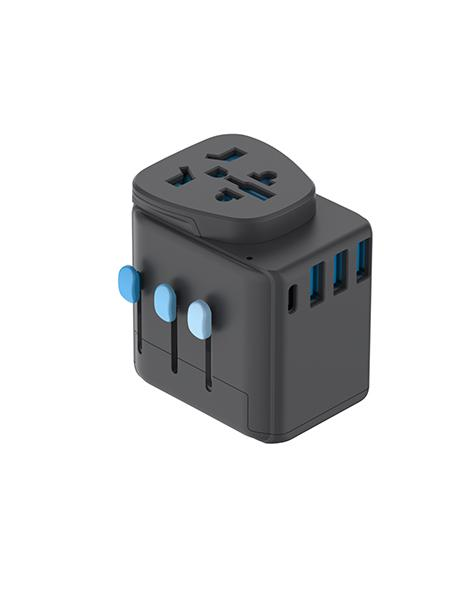 Zendure Passport Pro - The Safest Global Travel Adapter