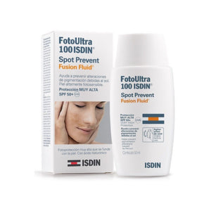Isdin Foto Active Unify Fluido 50 ml - advancedesthetic