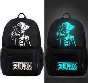 Nightlight Backpack One Piece Luffy