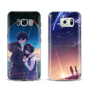 Your Name Phone Case for Samsung