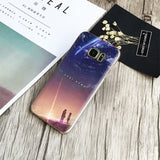 Your Name Phone Case for Samsung | Anime Unity