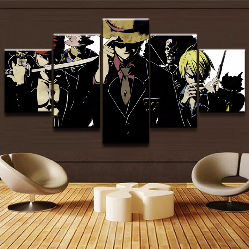 Wall Art One Piece Strong World - Anime Unity Store/Shop