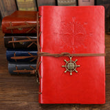 Pirate Anchors Leather Note Book | Anime Unity