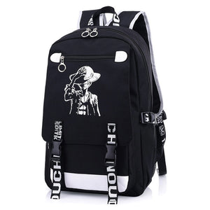One Piece Monkey D. Luffy Backpack