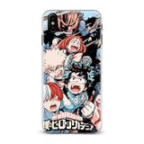 My Hero Academia IPhone Case | Anime Unity