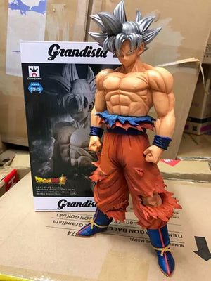 Original Dragon Ball Ultra Goku  Figure | Anime Unity