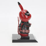 Pokemon Figures Deadpool and Naruto Pikachu