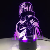3D Night Light Itachi
