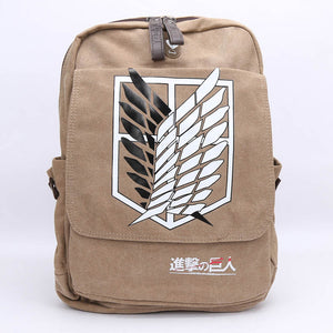Attack on Titan Backpacks | Anime Unity