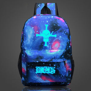 One Piece Whitebeard Luminous Backpack