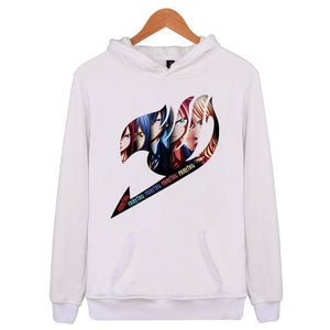 Fairy Tail Hoodies Male Sweatshirt