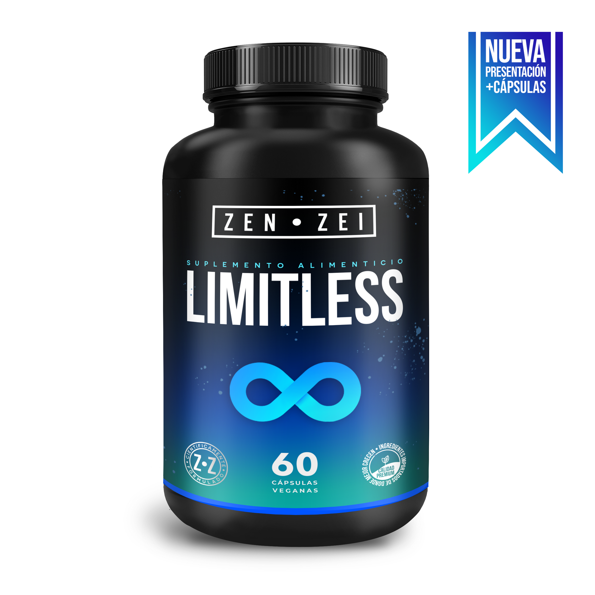 LIMITLESS BRAIN 60C