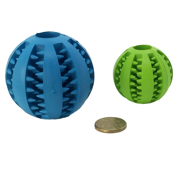 Dog Treat Entertainment Ball Scale