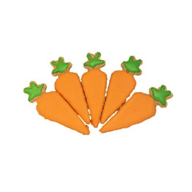 3 Piece Carrot Iced Dog Treat Pack