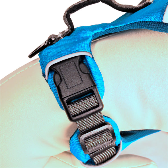 Padded Dog Harness Clip