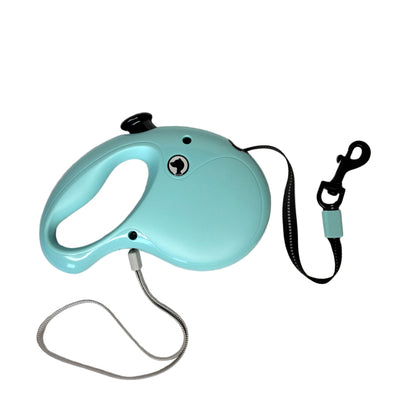 Retractable Leash Green