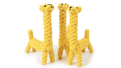 Giraffe Dog Chew Pet Toy