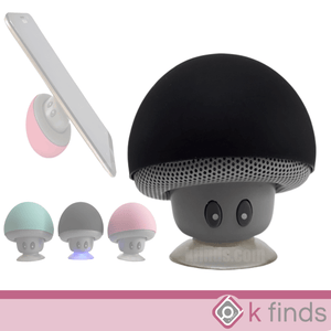Mushroom Wireless Bluetooth Speakers