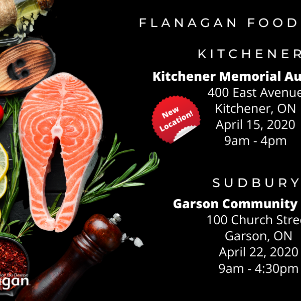 8 Reasons to Attend the Flanagan Food Show by Flanagan Foodservice