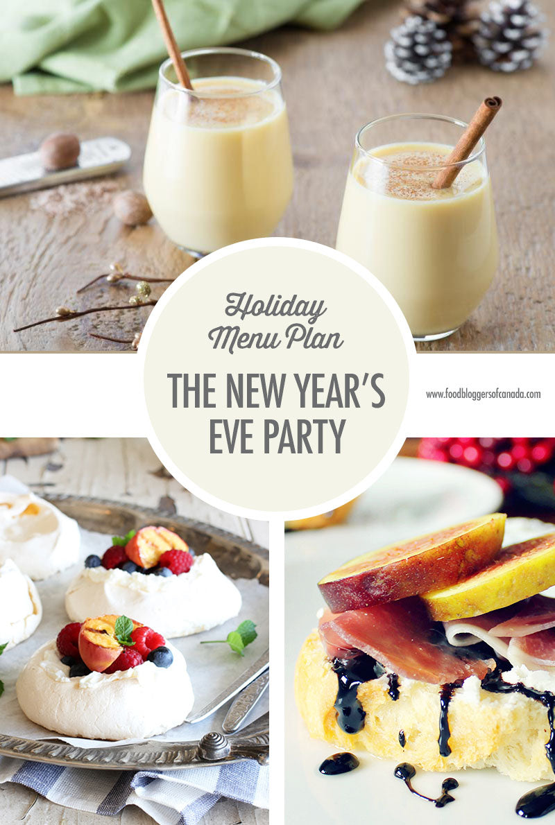 The Holiday Entertaining Plan - The New Years Eve Party