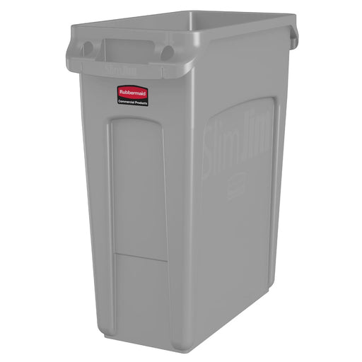 Slim Jim Garbage Can