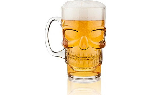 Final Touch - Brainfreeze Skull Beer Mug