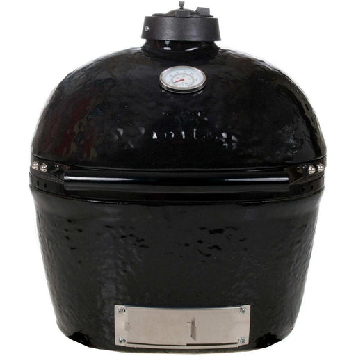 JR Ceramic Oval Grill & Smoker JR200